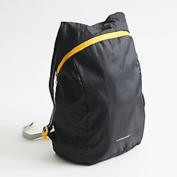 Black Packable Backpack