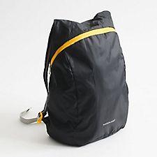 Black Packable Backpack