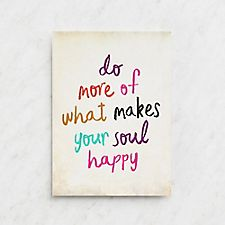 Soul Happy Art Print