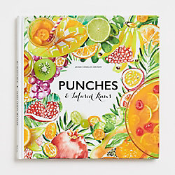 Punches and Infused Rums Book