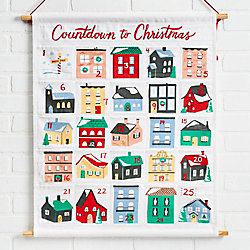 Coundown to Christmas Houses