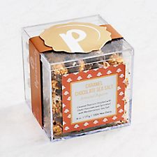 PopInsanity Caramel Chocolate Sea Salt Popcorn