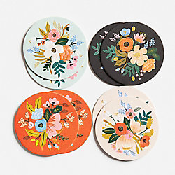 Rifle Lively Floral Coaster Set