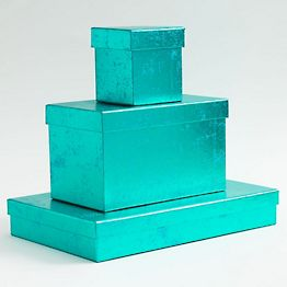 Aqua Crush Gift Boxes