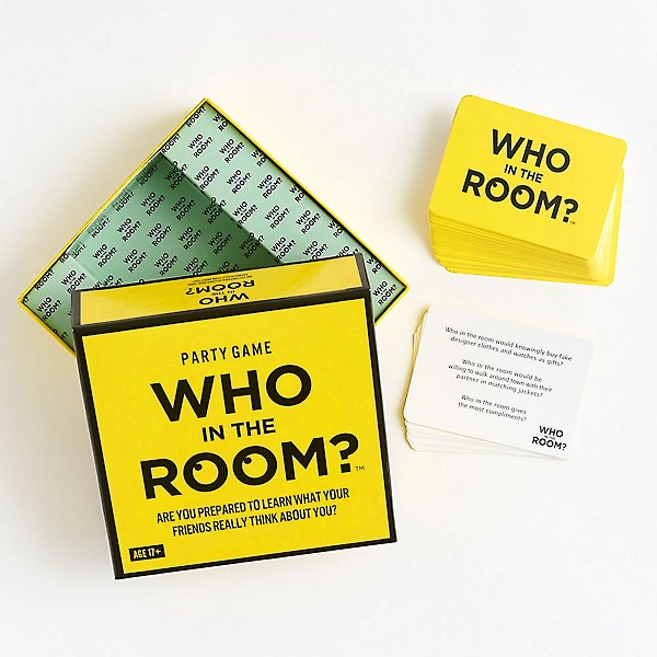 Who in the Room Party Game