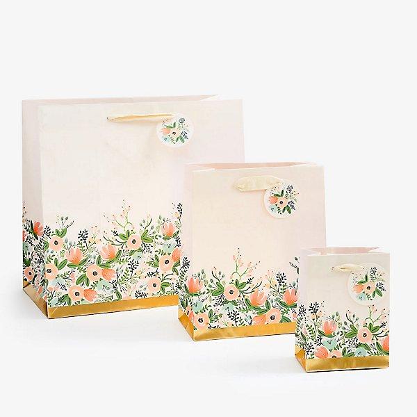 Congratulations Gift Bag Large Medium Wedding New Home Job Engagement Tag+Tape