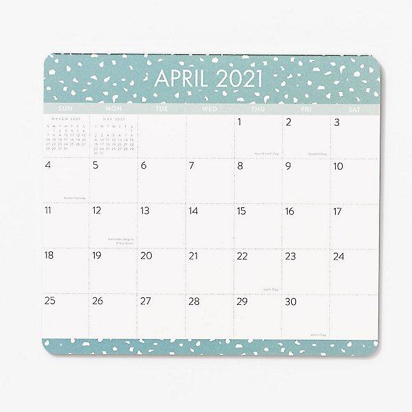 Magnetic Calendar 2021 | Printable March