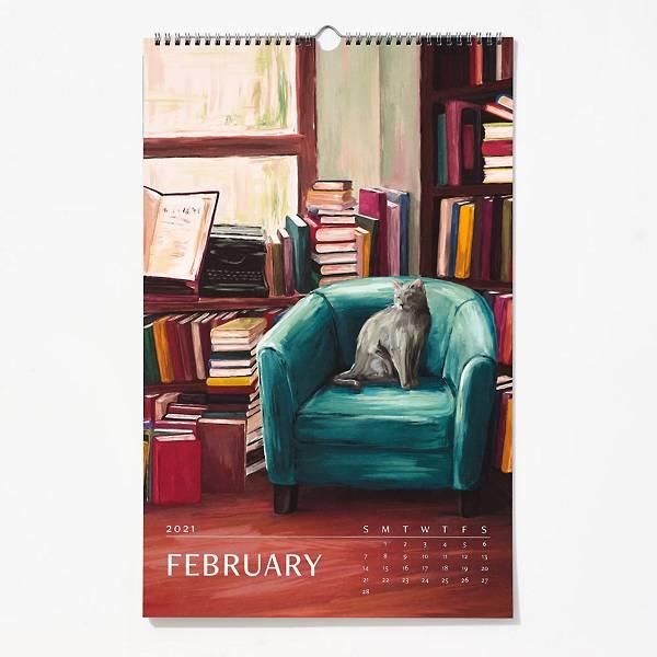 Wall Art Calendar