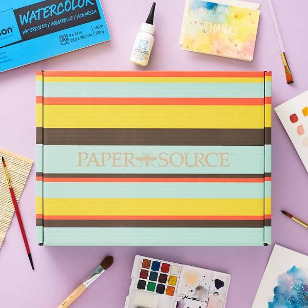 Paper Source Creativity Box Elements