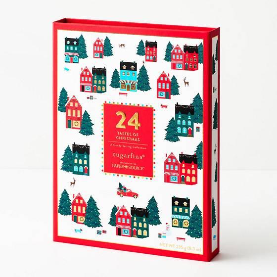 24 Tastes Of Christmas Advent Calendar.