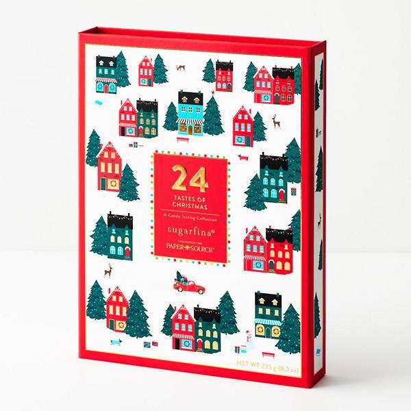 Sugarfina 24 Tastes of Christmas advent calendar.