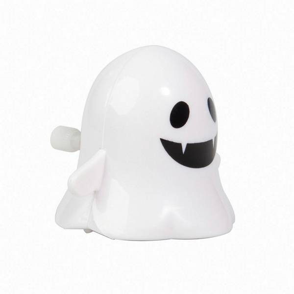 Toy wind up ghost.