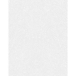White Swirls Platinum Vellum Paper - 8.5 x 11