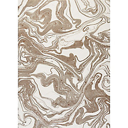 Copper & Natural Marble Fine Paper