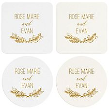 Le Jardin Custom Coasters