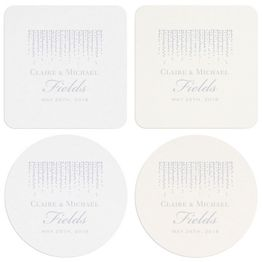 Chandelier Custom Coasters