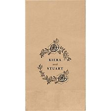 Estate Custom Guest Napkins