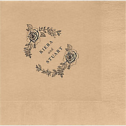 Estate Custom Lunch Napkins