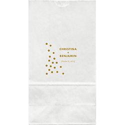 Confetti Large Custom Favor Bags