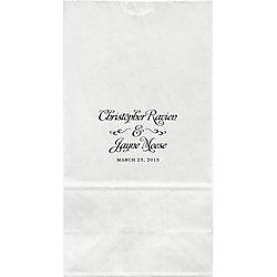 Grand Affair Large Custom Favor Bags