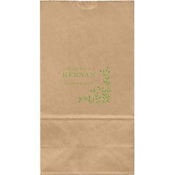 Leaves Large Custom Favor Bags