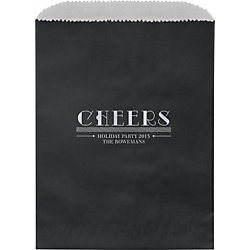 Cheers Wax Lined Bags