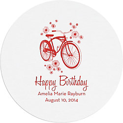 Bicycle Custom Coasters