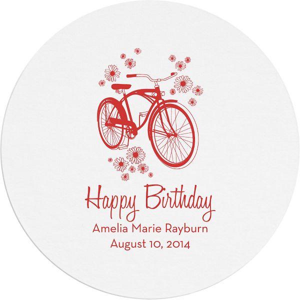Bicycle Custom Coasters