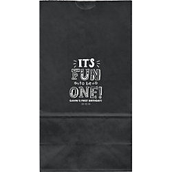 It's Fun To Be One Large Custom Favor Bags