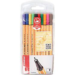 Stabilo Fineliner Point Pens