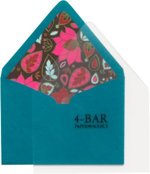 Envelope Liner Template Kit  Paper Source