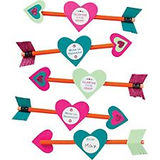 Valentine Pencil Arrows Craft Kit