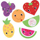 Fruit Friends Valentine Craft Kit