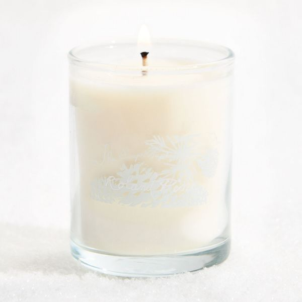Small Roland Pine Candle