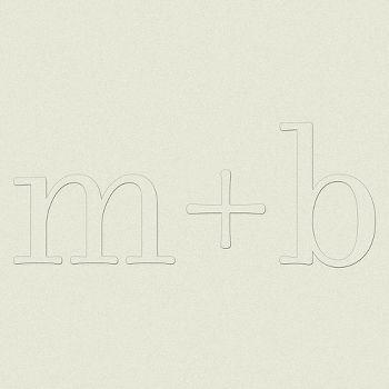 Garamond Monogram Bottom Load Embossing Plates