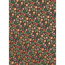Bright Floral Wrapping Paper