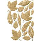 Elegant Nature Leaf Embellishments