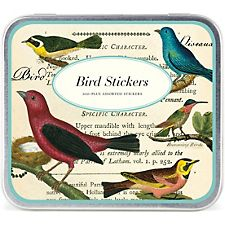 Cavallini Birds & Nests Stickers