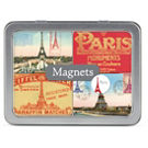 Cavallini Paris Magnets