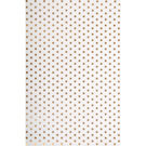 Gold Foil Dots Wrapping Paper