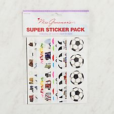 Super Sticker Pack - Soccer & More