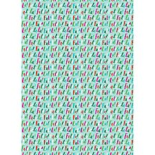 Falala! Wrapping Paper