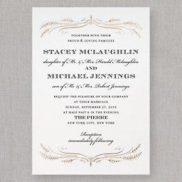Invitation Templates Paper Source