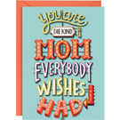 Marquee Mother's Day Card