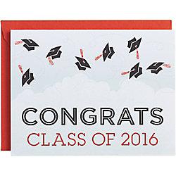 Congrats Class of 2016 A2 Graduation Card