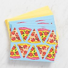 Pizza Stationery