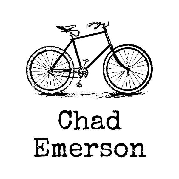 Bicycle Name Custom Stamp