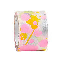 Neon Paint Washi Tape
