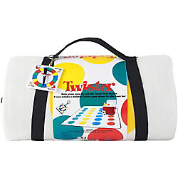 Twister Game Blanket