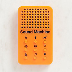 Halloween Sound Machine